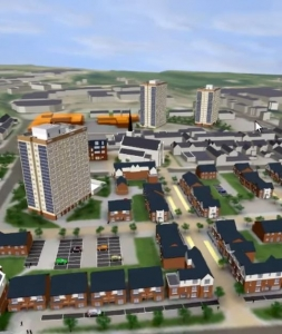Flint-Masterplan Regeneration Programme