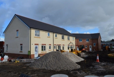Mancot Flintshire gets new build homes – M&E Contract